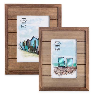 Natural Plank Frame