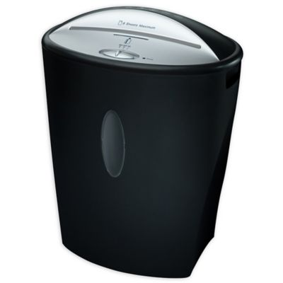 Shredder Essentials 8-Sheet Paper Shredder