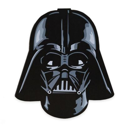 Star Wars™ Darth Vader Die-Cut Wood Wall Art