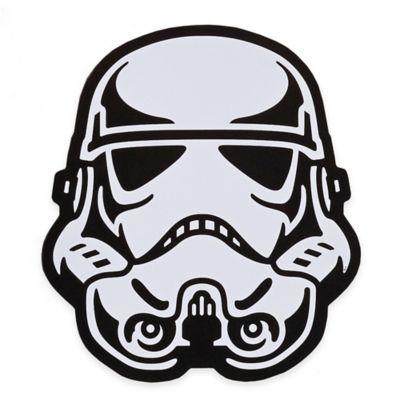 Star Wars™ Storm Trooper Die-Cut Wood Wall Art