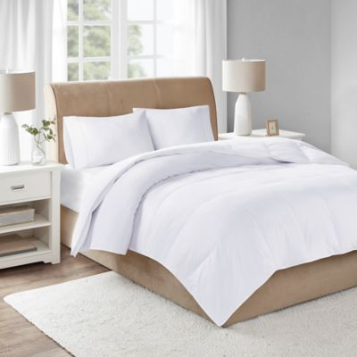 Sleep Philosophy True North 3M Extra Warm Twin Down Comforter in White