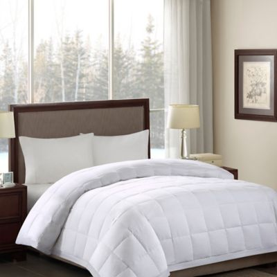 Sleep Philosophy True North Camden Full/Queen Down Blanket in White