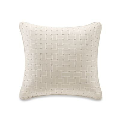 Echo Design™ Ishana European Pillow Sham in Ivory