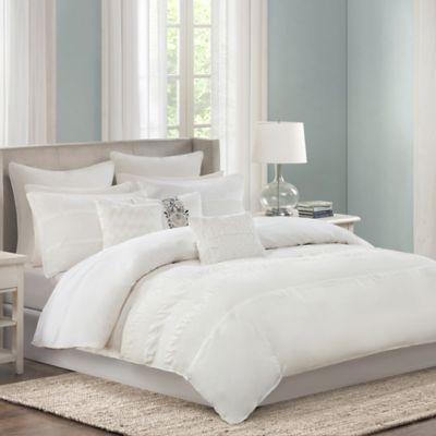 Echo Design™ Crete Twin Comforter Set in Teal
