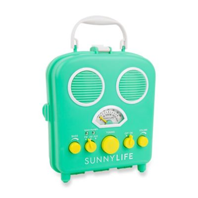 Sunnylife® Beach Sounds in Blue