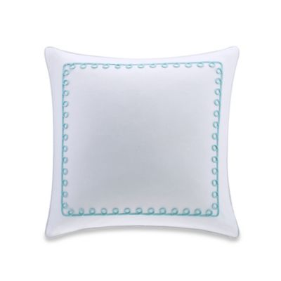 Echo Design™ Madira European Pillow Sham in Ivory