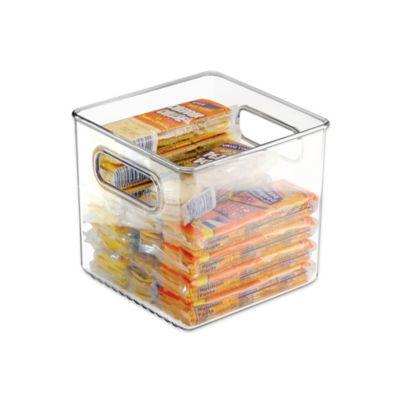InterDesign® Cabinet Binz™ 6-Inch x 6-Inch Fridge Cabinet Pantry Storage Organizer