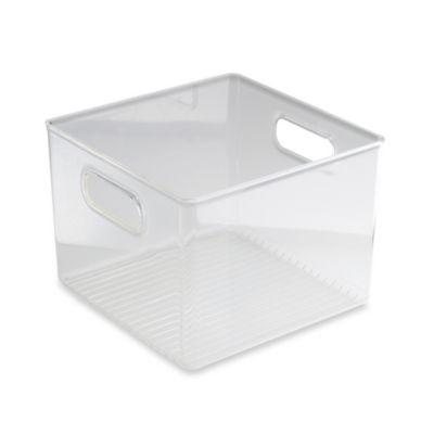 InterDesign® Cabinet Binz™ 8-Inch x 8-Inch Fridge Cabinet Pantry Storage Organizer
