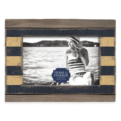 Distressed Wood Picture Frames