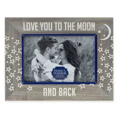 Wedding Wood Picture Frames