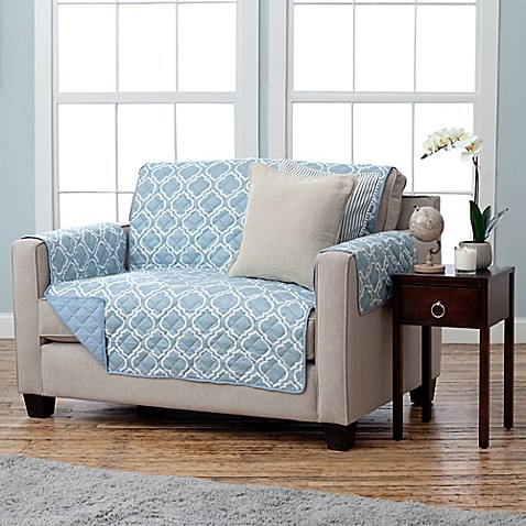 Adalyn Collection Reversible Loveseat Size Furniture Protectors