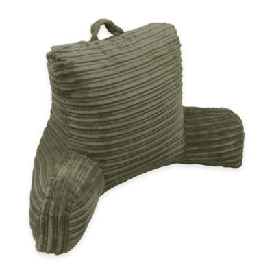 Charcoal Backrest Pillow