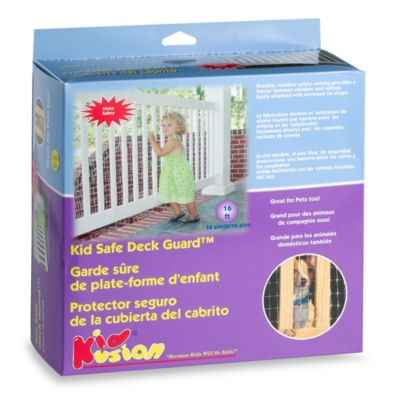 KidKusion® Kid Safe Deck Guard™