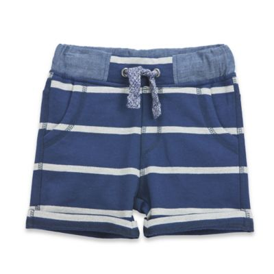 Sovereign Code™ Size 3T Stripe Knit Short in Navy