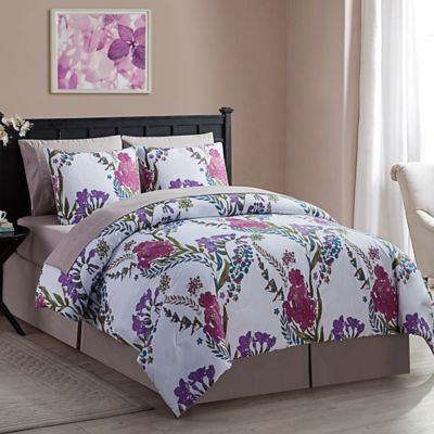 VCNY Annalise 8-Piece King Comforter Set