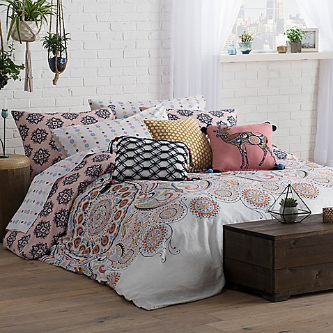 Wander Home Kelia Reversible Comforter Set Bed Bath Amp Beyond