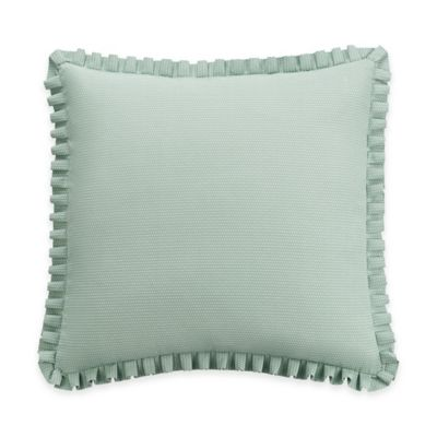 Williamsburg Palace European Pillow Sham in Green