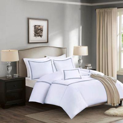 Comforter Bed Set Embroidered