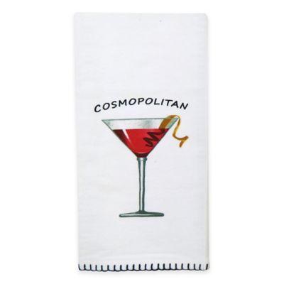 "Park B. Smith® ""Cosmopolitan"" Kitchen Towels (Set of 2)"