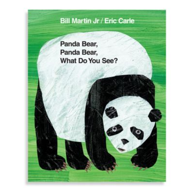 Panda Bear, Panda Bear,What Do You See by Eric Carle