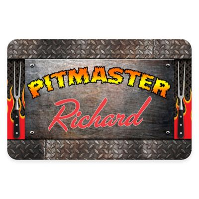 "The Softer Side by Weather Guard™ ""Pitmaster"" 18-Inch x 27-Inch Kitchen Mat"