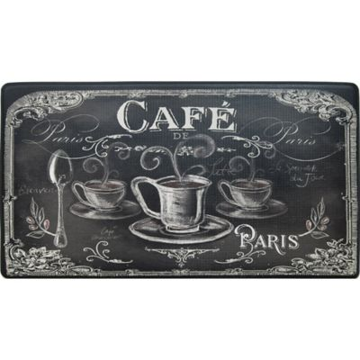 "Cook N Comfort 19.6-Inch x 35.4-Inch ""Café"" Anti-Fatigue Kitchen Mat"