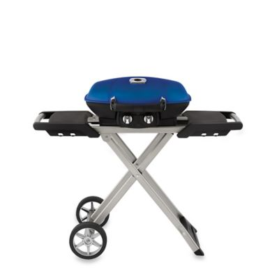 Napoleon TravelQ™ PRO285 Portable Propane Grill with Scissor Cart