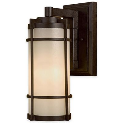 Minka Lavery® Andrita Court™ Wall-Mount Outdoor Light in Bronze
