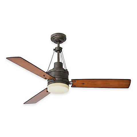 Emerson Highpointe 54 Inch 2 Light Ceiling Fan With Remote