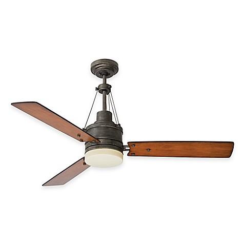 Emerson Highpointe 54 Inch 2 Light Ceiling Fan With Remote Control Www Bedbathandbeyond Com