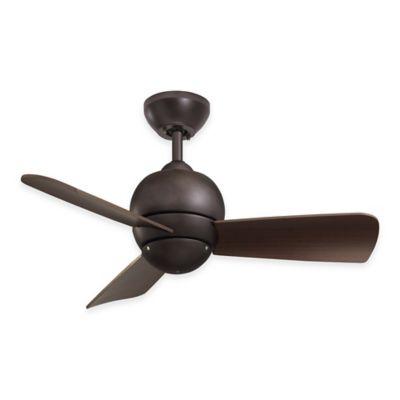Emerson Tilo 30-Inch Ceiling Fan in Oil-Rubbed Bronze