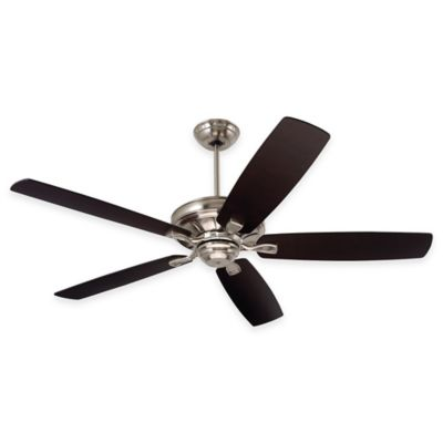 Emerson Carrera 60-Inch Ceiling Fan in Satin White