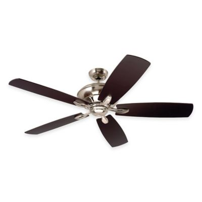 Emerson Crofton 58-Inch Ceiling Fan in Satin White
