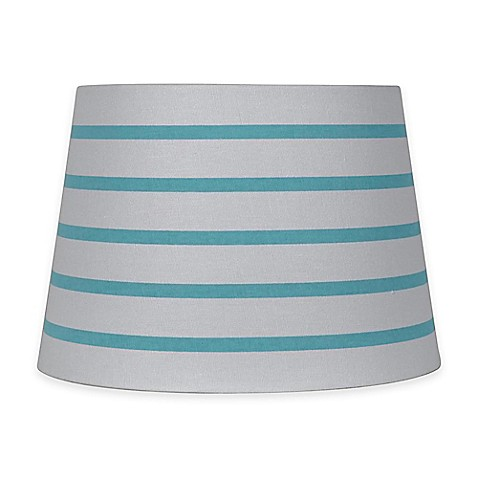 mix match small 10 inch striped hardback drum lamp shade. Black Bedroom Furniture Sets. Home Design Ideas