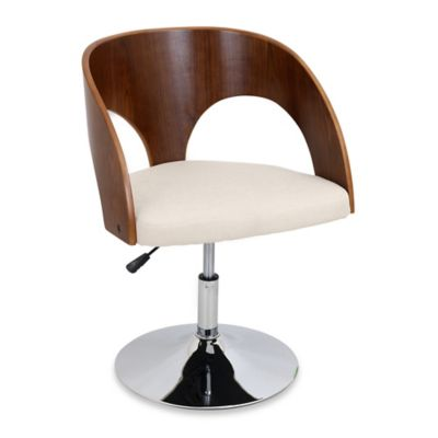 LumiSource Ava Chair in Brown