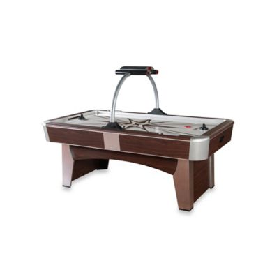 "American Heritage Monarch ""AeroMaxx Series"" Air-Powered Hockey Table in Brown"