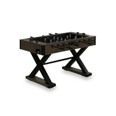 American Heritage Element Foosball Table in Brown