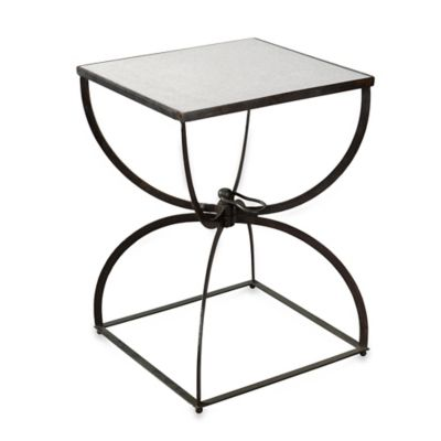 Jamie Young Paloma Marble Side Table