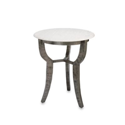 Jamie Young Villa Marble Side Table