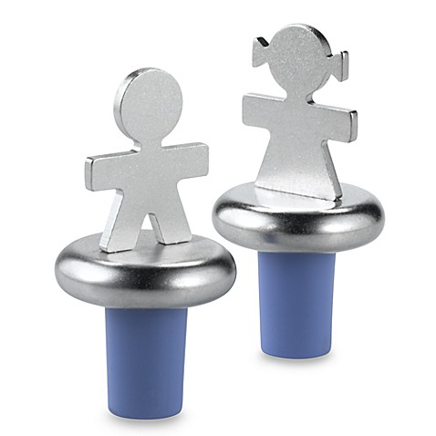 Girotondo Bottle Stoppers by Alessi