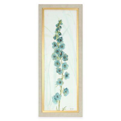 Blue Panel Art