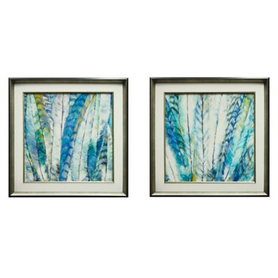 Taking Flight I and II Wall Art (Set of 2)