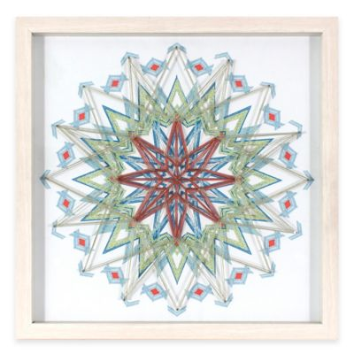 Gypset String Framed Wall Art