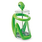 Alessi Inka Press Filter Coffee Maker/ Infuser in Green