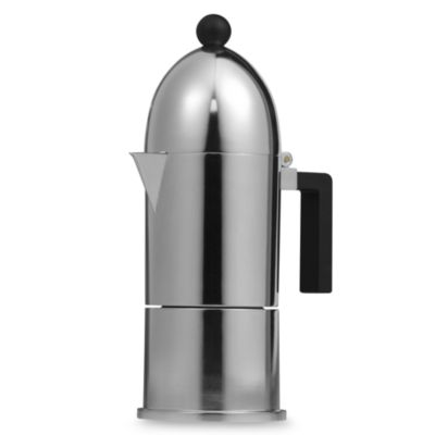 La Cupola 6-Cup Espresso Machine by Alessi