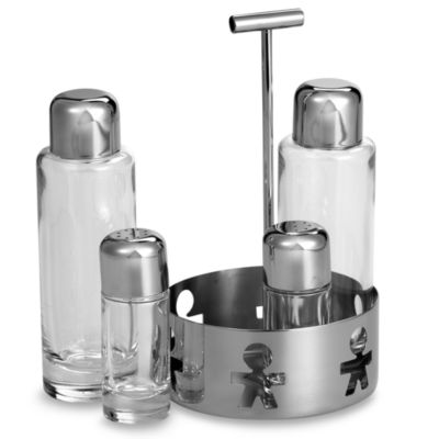 Condiment Set by Alessi