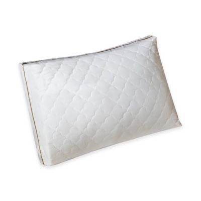 Sleep Philosophy Wonder Wool Standard Down Alternative Pillow in White