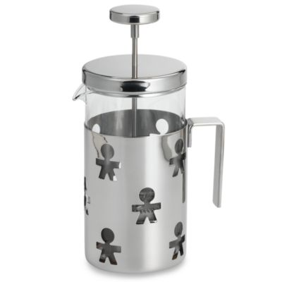 Girotondo 24-Ounce Coffee Maker by Alessi