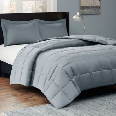 Sleep Philosophy Kasidy Twin Comforter Set in Teal
