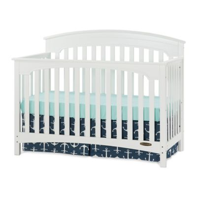 Child Craft™ Wadsworth 4-in-1 Convertible Crib in Matte White